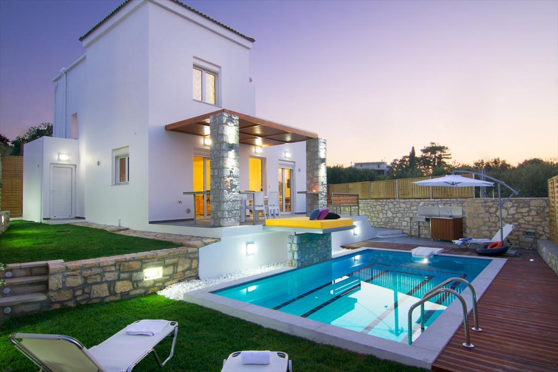 verkauf villa 125 m auf kreta griechenland kaufen villen in europa 125 preis 280000. Black Bedroom Furniture Sets. Home Design Ideas