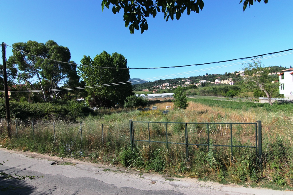 For Sale - Land 1800 m² in Corfu