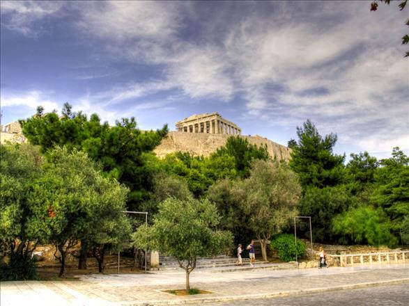 Отдых в Афинах и Аттике