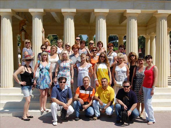 Директорский тур в Грецию